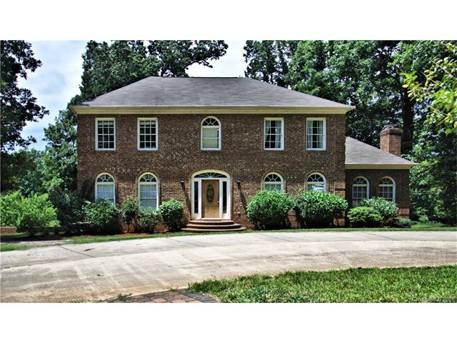 7164 Stirrup Court, Matthews, NC 28104 (#3308482) :: The Ramsey Group