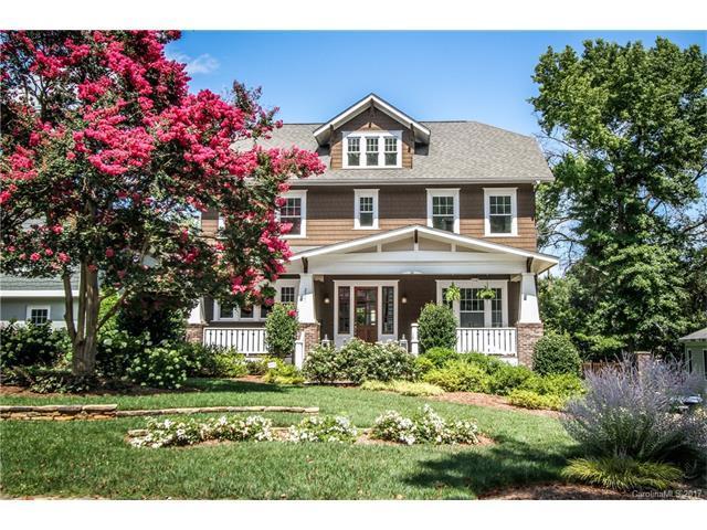 2321 Winthrop Avenue, Charlotte, NC 28203 (#3309135) :: High Performance Real Estate Advisors
