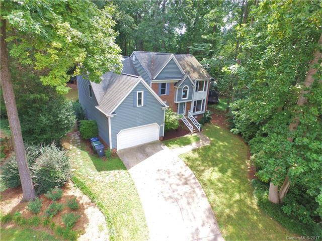 8609 Doe Path Lane #6, Huntersville, NC 28078 (#3309611) :: Cloninger Properties