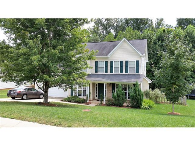 7355 Oxford Bluff Drive, Stanley, NC 28164 (#3309647) :: Cloninger Properties