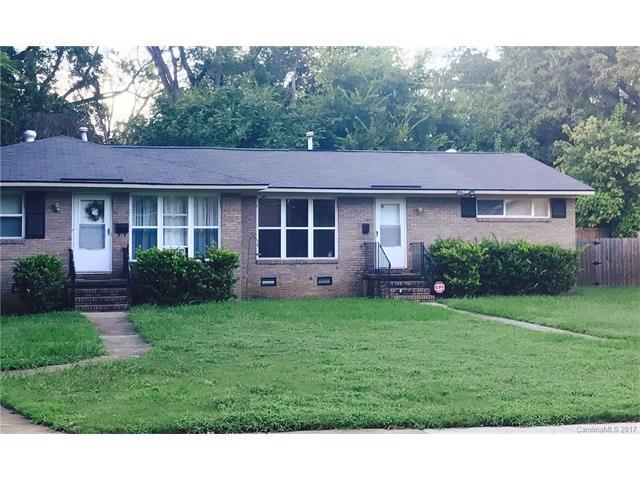 1613/1615 Herrin Avenue, Charlotte, NC 28205 (#3309821) :: SearchCharlotte.com