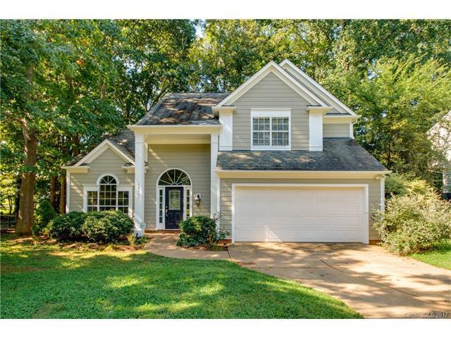 12707 Hollyhock Lane, Huntersville, NC 28078 (#3310066) :: High Performance Real Estate Advisors