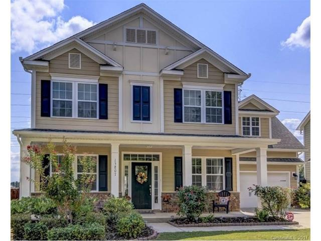 15807 Foreleigh Road, Huntersville, NC 28078 (#3310237) :: LePage Johnson Realty Group, Inc.
