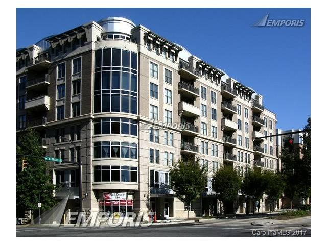 718 W Trade Street #213, Charlotte, NC 28202 (#3310243) :: High Performance Real Estate Advisors