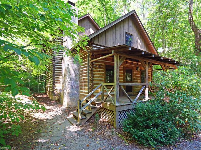 633 Creekside Drive, Maggie Valley, NC 28751 (#3310465) :: Puffer Properties