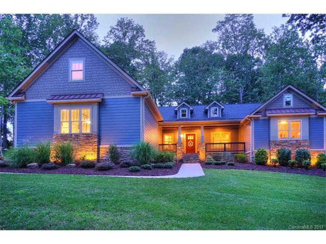 1107 Misty Creek Drive, Iron Station, NC 28080 (#3310490) :: Cloninger Properties