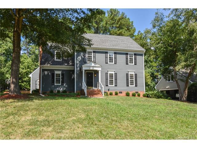 2709 Oxborough Drive, Matthews, NC 28105 (#3310714) :: The Ramsey Group