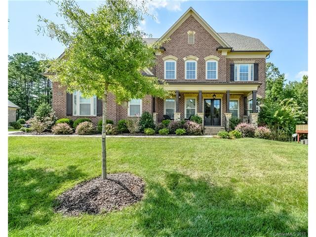 8108 Tosomock Lane, Huntersville, NC 28078 (#3310862) :: Cloninger Properties