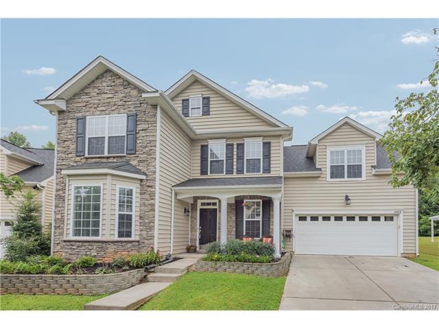 14413 Laurel Tree Lane, Huntersville, NC 28078 (#3310869) :: Cloninger Properties