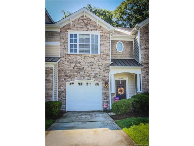 4645 Craigmoss Lane #101, Charlotte, NC 28278 (#3310986) :: High Performance Real Estate Advisors