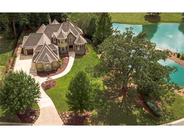 8119 Skyecroft Commons Drive, Waxhaw, NC 28173 (#3310999) :: LePage Johnson Realty Group, Inc.