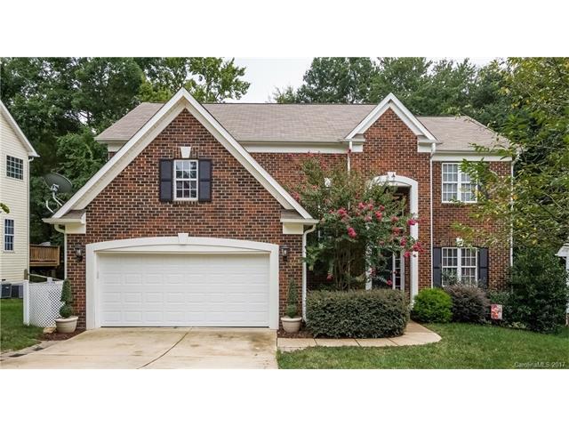 8821 Pristine Court, Huntersville, NC 28078 (#3311035) :: High Performance Real Estate Advisors