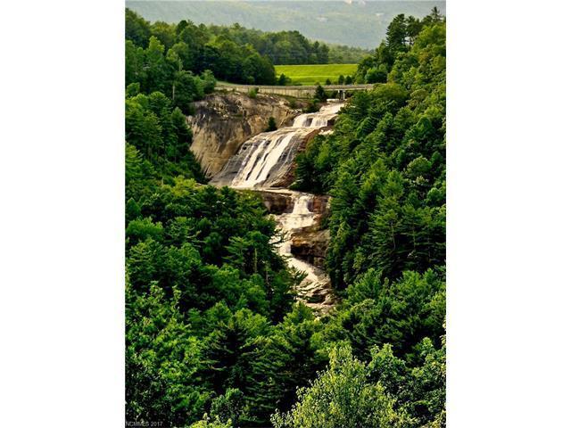 TBD Falls Drive, Lake Toxaway, NC 28747 (#3311146) :: Rinehart Realty