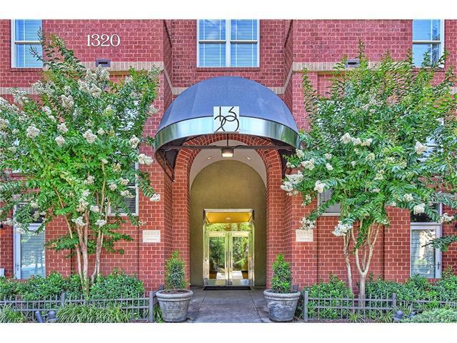 1320 Fillmore Avenue #413, Charlotte, NC 28203 (#3311149) :: High Performance Real Estate Advisors