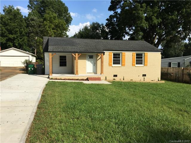 1409 Winston Drive, Charlotte, NC 28205 (#3311356) :: The Sarver Group