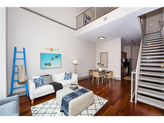 2133 Southend Drive #303, Charlotte, NC 28203 (#3311441) :: High Performance Real Estate Advisors