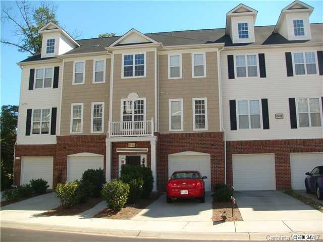 6419 Park Pond Drive #5, Charlotte, NC 28262 (#3311578) :: The Ramsey Group
