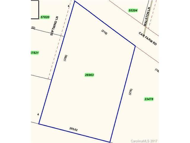 1.43 Car Farm Road, Lincolnton, NC 28092 (#3311780) :: Team Honeycutt