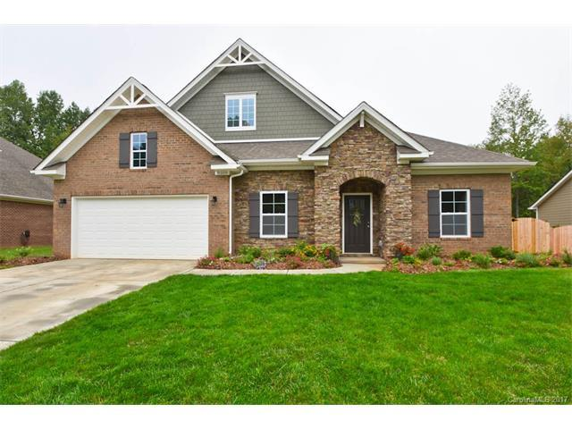 8109 Goodall Court, Mint Hill, NC 28227 (#3311798) :: The Andy Bovender Team