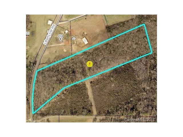 00 Liberty Hill Road, Statesville, NC 28625 (#3311799) :: LePage Johnson Realty Group, Inc.