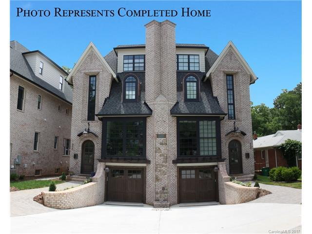 818 Ideal Way (F), Charlotte, NC 28203 (#3311809) :: The Ann Rudd Group
