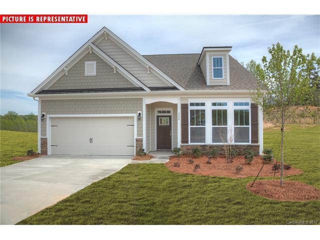 118 Hanks Bluff Drive #13, Mooresville, NC 28117 (#3311892) :: Cloninger Properties