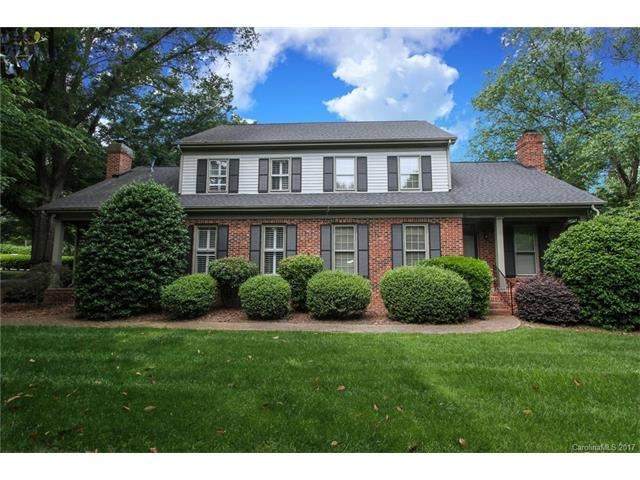 2500 Ferncliff Road #1, Charlotte, NC 28211 (#3311961) :: High Performance Real Estate Advisors
