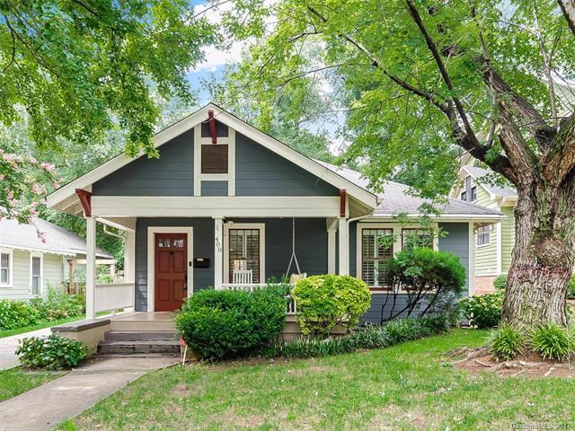 408 Tremont Avenue #9, Charlotte, NC 28203 (#3311999) :: High Performance Real Estate Advisors