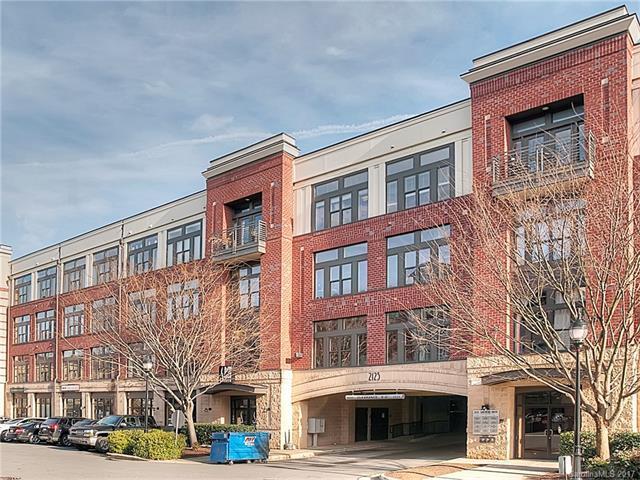 2125 Southend Drive #426, Charlotte, NC 28203 (#3312063) :: High Performance Real Estate Advisors