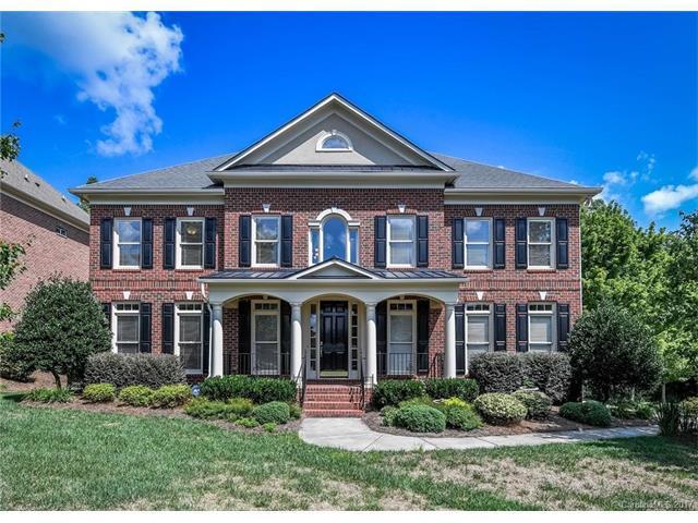 9943 Coley Drive, Huntersville, NC 28078 (#3312184) :: Cloninger Properties