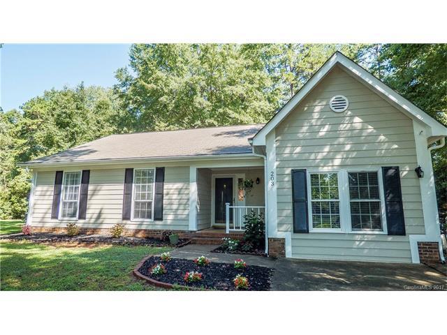 203 Canadice Road, Huntersville, NC 28078 (#3312254) :: Cloninger Properties
