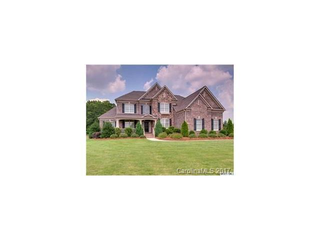 6000 Autumn Blossom Lane, Waxhaw, NC 28173 (#3312284) :: High Performance Real Estate Advisors