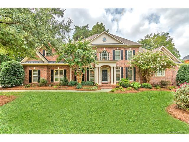 3611 Fawn Hill Road, Matthews, NC 28105 (#3312318) :: The Ramsey Group