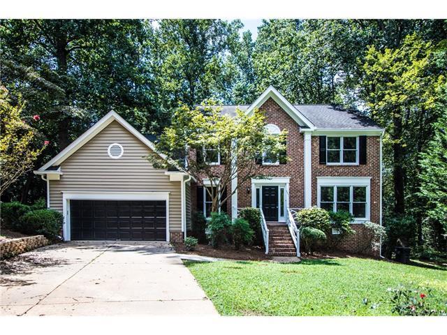 9001 Willow Trace Court, Huntersville, NC 28078 (#3312373) :: Cloninger Properties
