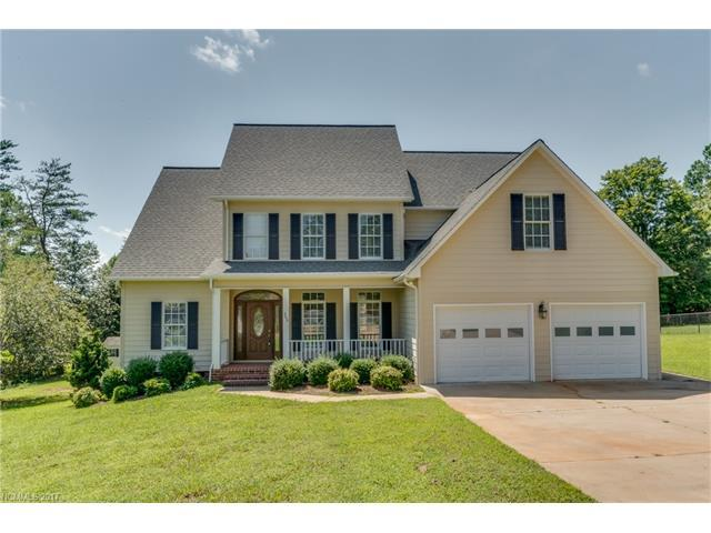 365 Chisholm Trail, Rutherfordton, NC 28139 (#3312379) :: High Performance Real Estate Advisors