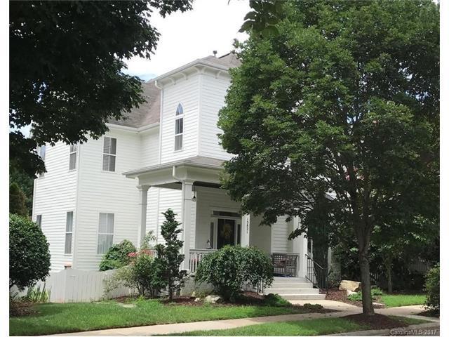 15821 Trenton Place Road, Huntersville, NC 28078 (#3312483) :: High Performance Real Estate Advisors