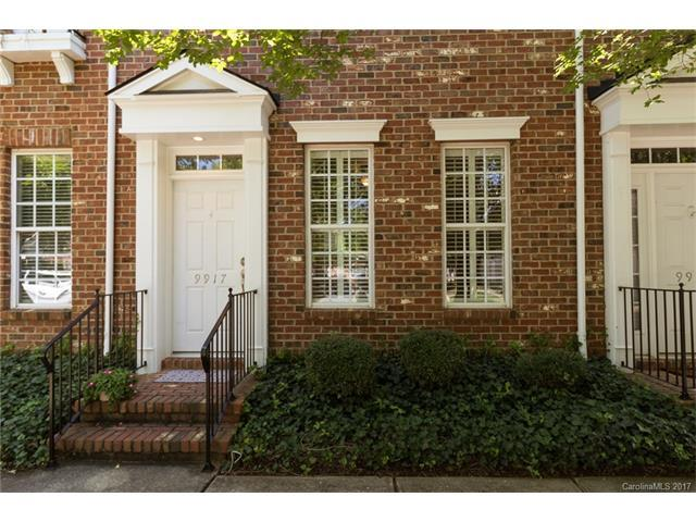 9917 Ansonborough Square #23, Huntersville, NC 28078 (#3312551) :: High Performance Real Estate Advisors