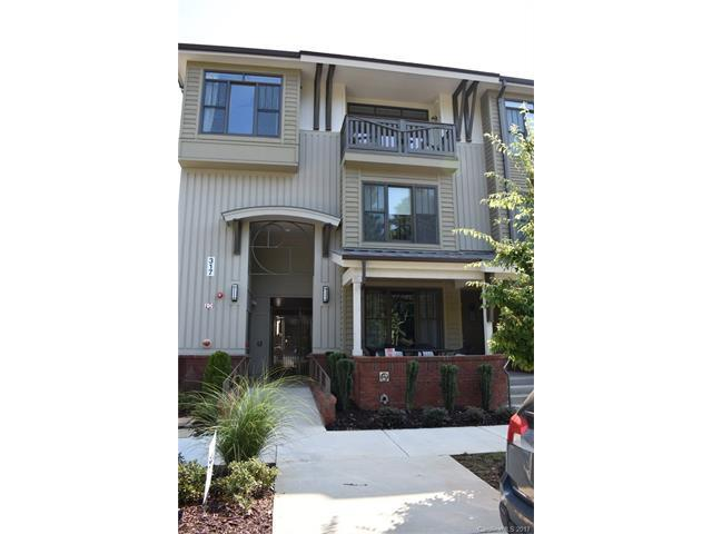 317 E Tremont Avenue #101, Charlotte, NC 28203 (#3312624) :: The Andy Bovender Team