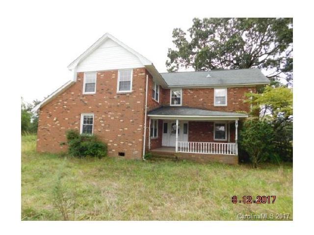 6505 Old Pageland Marshville Road, Marshville, NC 28103 (#3312628) :: High Performance Real Estate Advisors
