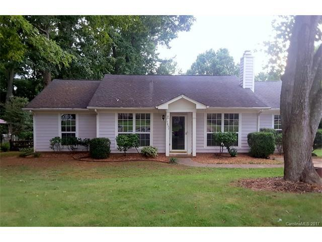 14837 Rothwell Drive, Mint Hill, NC 28227 (#3312872) :: LePage Johnson Realty Group, Inc.
