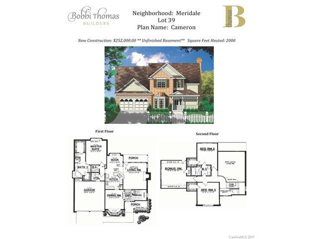 11600 Allen A Brown Road, Charlotte, NC 28269 (#3312971) :: The Ramsey Group