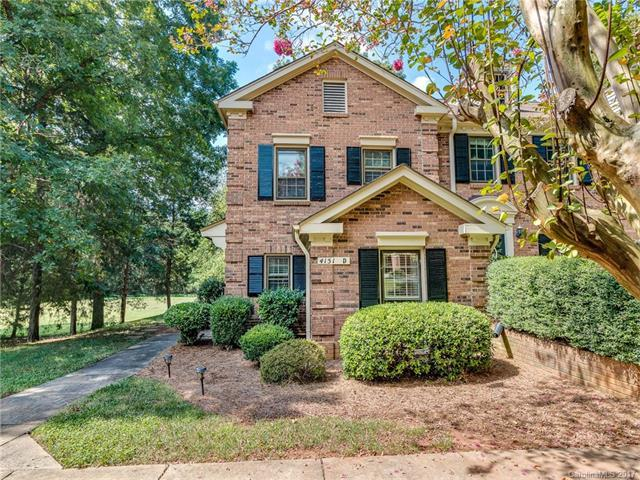 4151 Ivystone Court D, Charlotte, NC 28277 (#3313156) :: The Elite Group