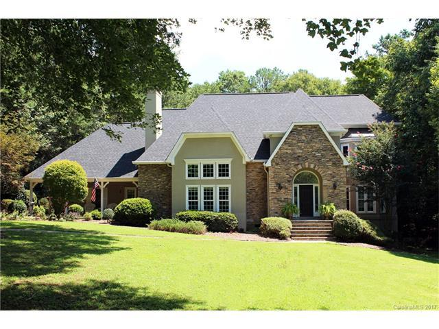 7128 Cobblecreek Drive, Matthews, NC 28104 (#3313220) :: Leigh Brown and Associates with RE/MAX Executive Realty