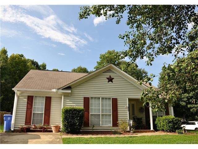 809 Rebecca Jane Drive, Mooresville, NC 28115 (#3313391) :: The Elite Group