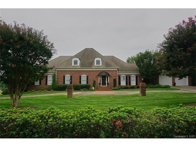 3900 Golf Drive, Conover, NC 28613 (#3313482) :: The Elite Group