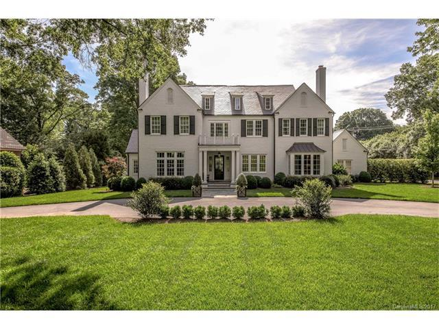 651 Museum Drive, Charlotte, NC 28207 (#3313655) :: Carlyle Properties