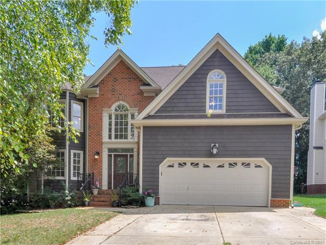 5028 Chestnut Knoll Lane, Charlotte, NC 28269 (#3313807) :: The Ramsey Group