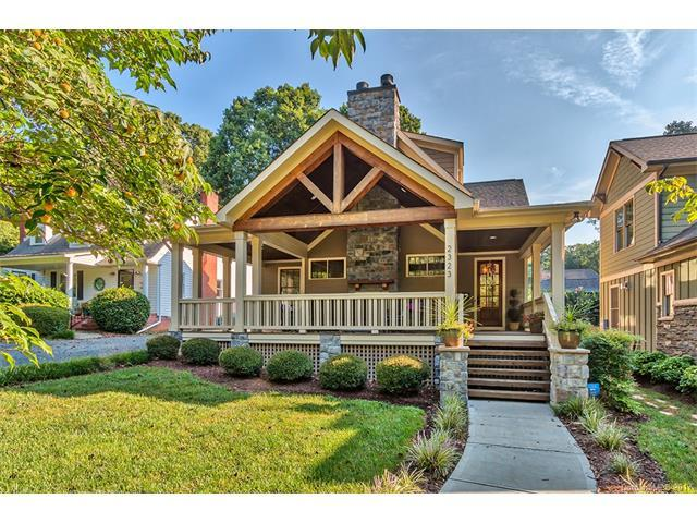 2323 Laburnum Avenue, Charlotte, NC 28205 (#3314185) :: The Ann Rudd Group