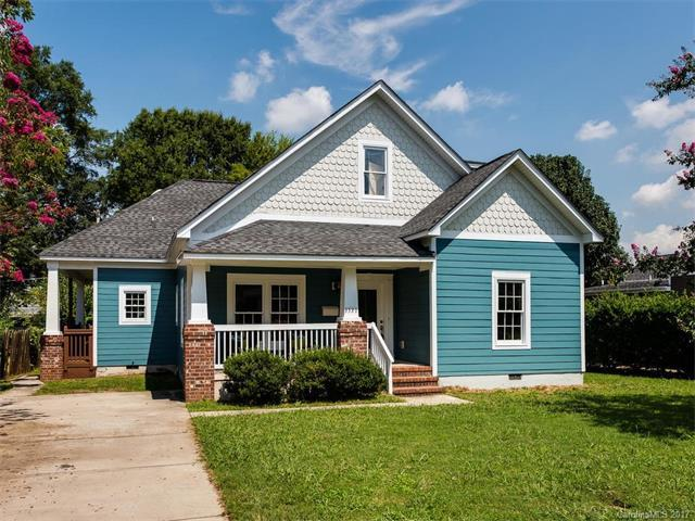 3531 Card Street, Charlotte, NC 28205 (#3314420) :: Berry Group Realty