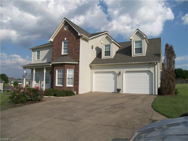 150 Turnberry Way, Forest City, NC 28043 (#3314782) :: Puffer Properties